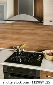 an image of aspirator in modern kitchen