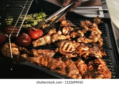 an image of barbecue