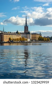 An image of the beautiful city Stockholm