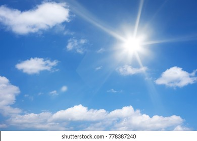 An image of a beautiful sky background