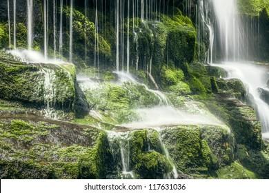 An image of a beautiful Tasmanian Waterfall