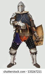 Image of bending back knight