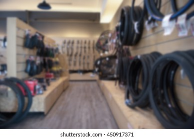 image of blur bicycle tires for background usage.