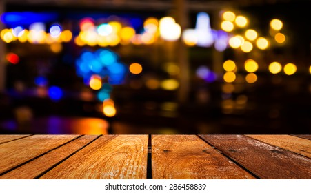 image of  blurred bokeh background with warm orange lights