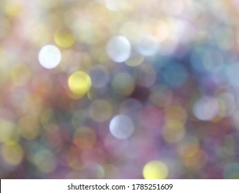 Image bokeh light vintage abstract background