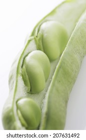 An Image of The Broad Beans
