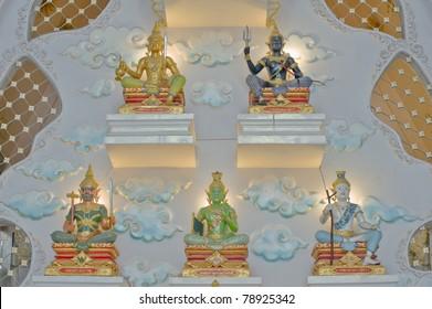 image of buddha statue