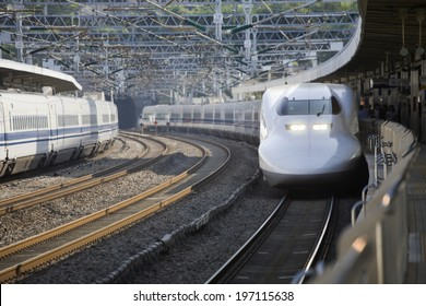 An Image of Bullet Train