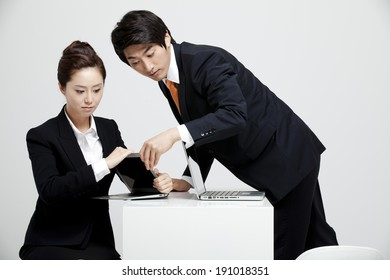 the image of business