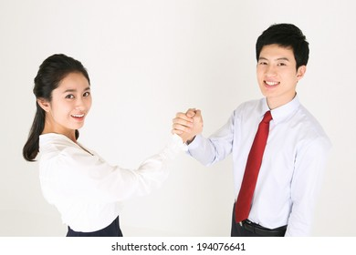 The image of business in Korea, Asia