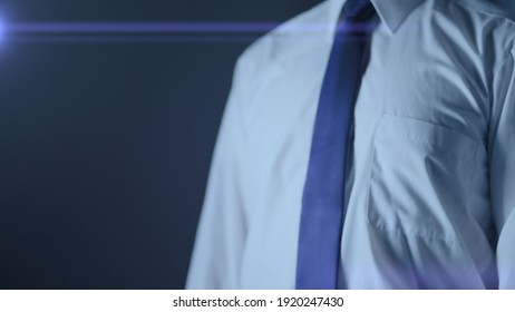 Image of a businessman in a suit
