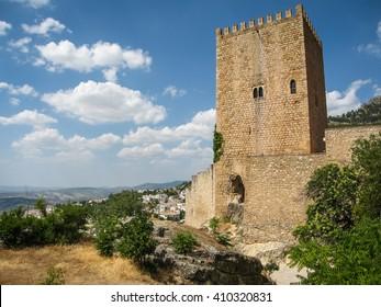 Image of a Castle de la Yedra, Siera de Casorla, Andalusia, Spain