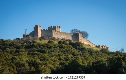 Image of castle of Platamon in central Greece
