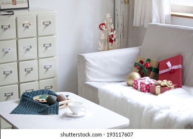 the image of Christmas Gift Boxes