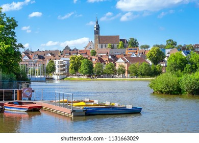 An image of the city of Boeblingen in Germany
