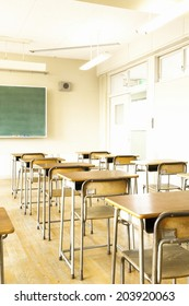 An Image of Classroom