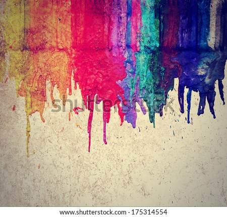 Image Color Texture Background Series Melted Stock Photo (Edit Now ...