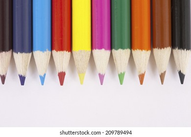 An Image of Colored Pencil