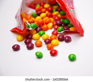 Image of colorful and tasty candies
