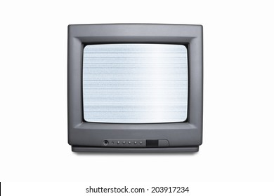 An Image of Crt-Based Television