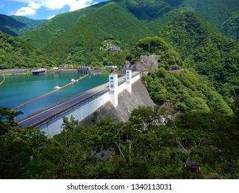 image of dam