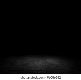 Image of dark concrete floor