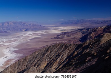 Image of Death Valley from Dante's View.