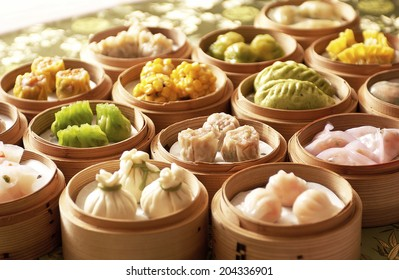 An Image of Dim Sum