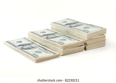 Image of the dollar steps