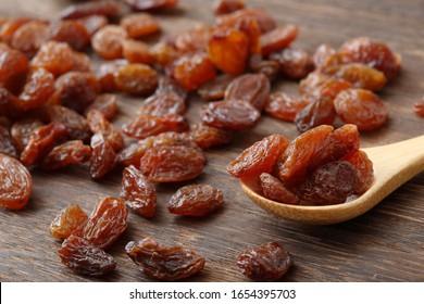 Image of dried fruit sultana raisins