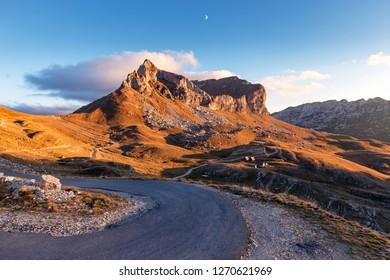Image of Durmitor National Park ,Sedlo pass
