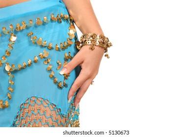 An image of east dance dancer