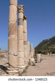 Image of Ephesus , the biggest city of its time