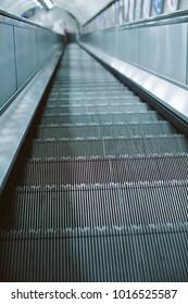 Image of a escalator