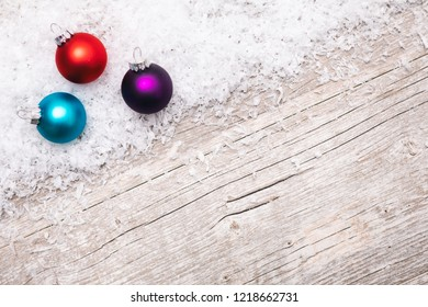 Image from extensive series of useful holiday/Christmas backgrounds, with snow, gifts and candy canes.