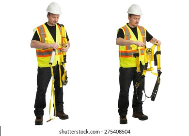 the image of fall protection awareness