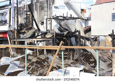 An image of Fire scene
