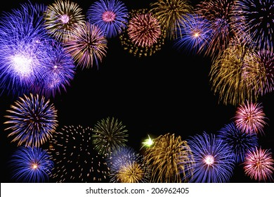 An Image of Fireworks Image