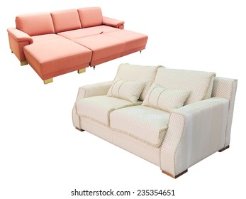 The image of a folding sofa
