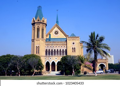 Image of Frere Hall Karachi Sindh Pakistan