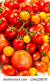 Image of fresh and delicious tomatoes