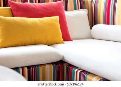 image of furniture cushion