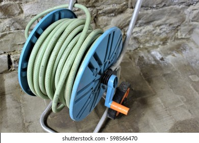 An image of a garden hose