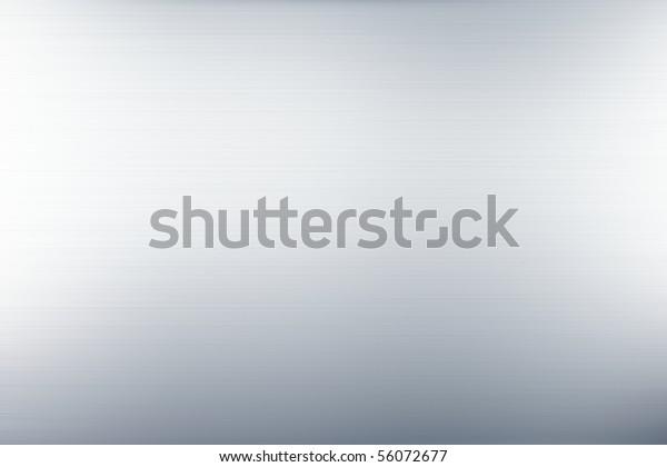 ein Bild auf grauem, glatt gebürstetem Hintergrund