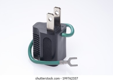An Image of Grounded Ac Plug