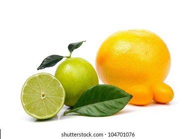 An image of a group of citrus fruits