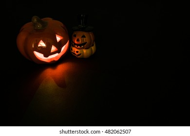 An Image of Halloween Decoration.
