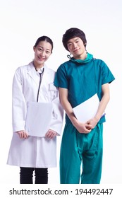 The image of healthcare in Korea, Asia