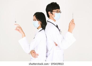 The image of hospital in Korea, Asia