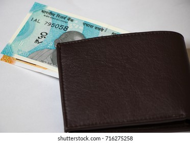 Image of an Indian new paper currency